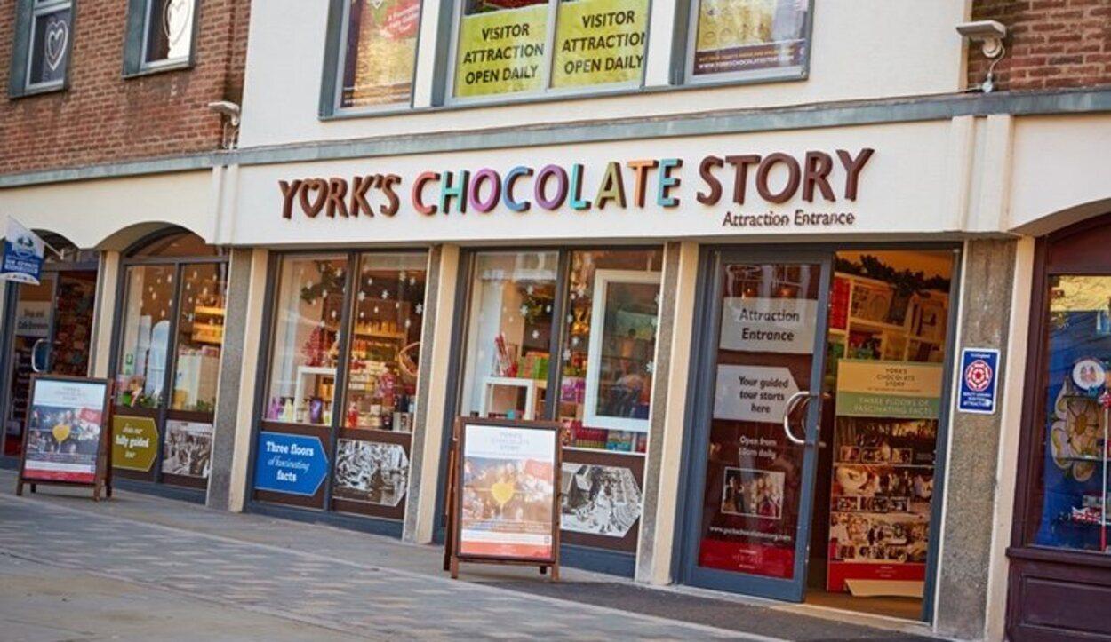 Una de las familias chocolateras más reconocidas de York | Foto: Página web York's Chocolate Story