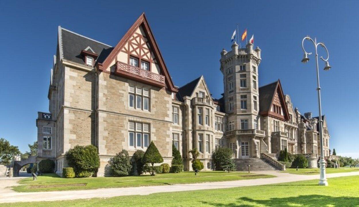 Una residencia real que fue construida entre 1909 y 1911