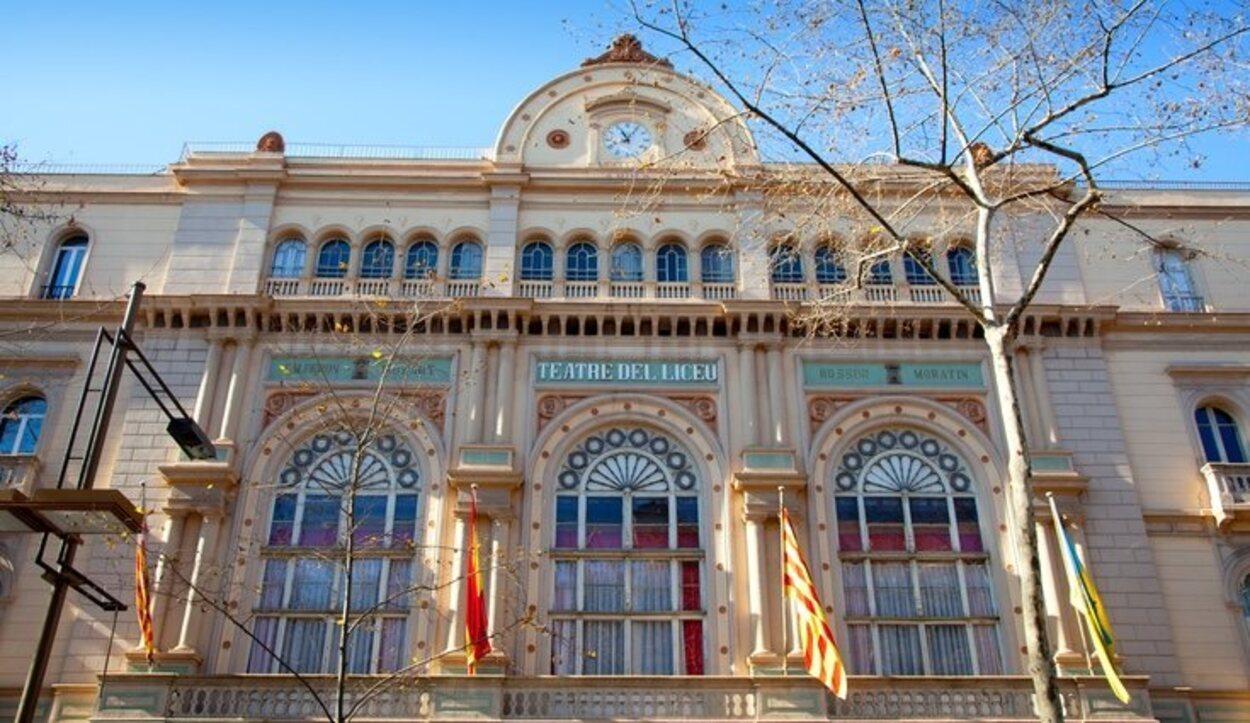 El Liceu de Barcelona también espera a los amantes de la buena música