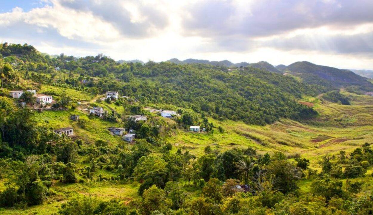 Se pueden visitar asentamientos indígenas de hace casi 300 años