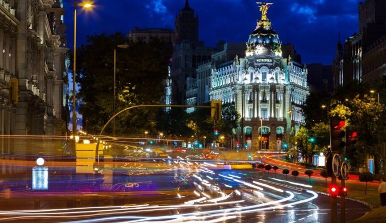 Madrid es conocida por ser una ciudad que nunca duerme