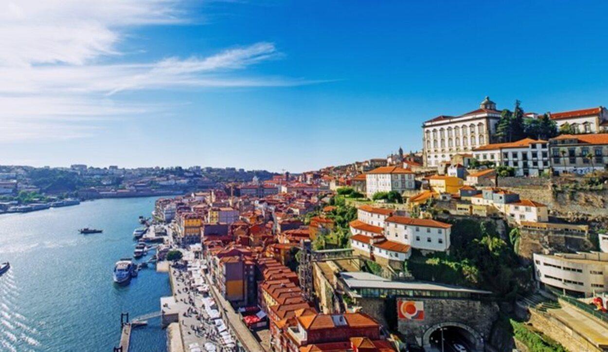 Todos los amantes del vino deberán viajar a Oporto