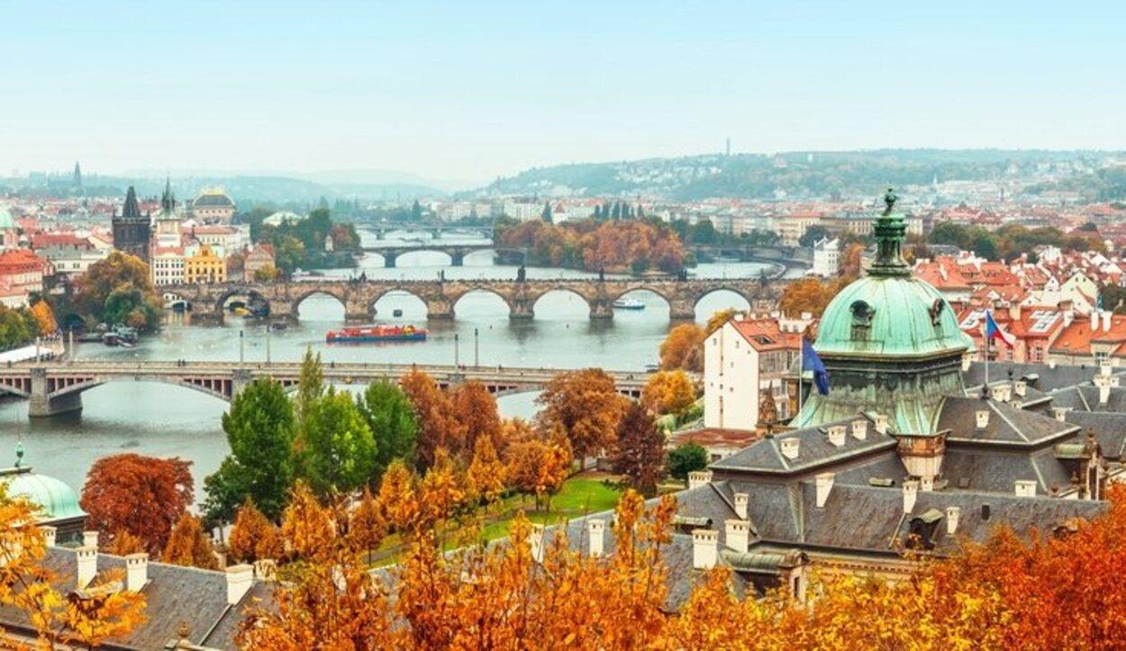 La capital de la República Checa es una ciudad de ensueño
