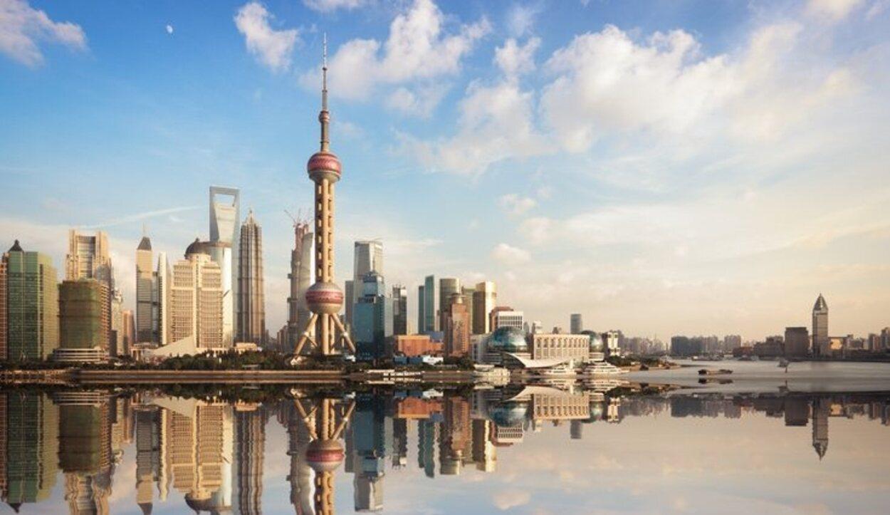 La ciudad de Shanghai