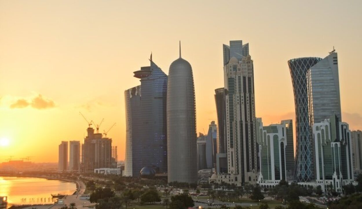 Los rascacielos de Qatar