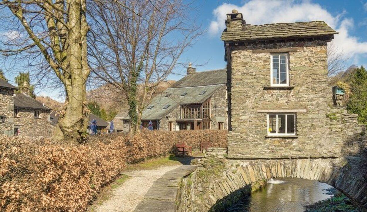 Ambleside es uno de los rincones con más encanto que ver en el Lake District