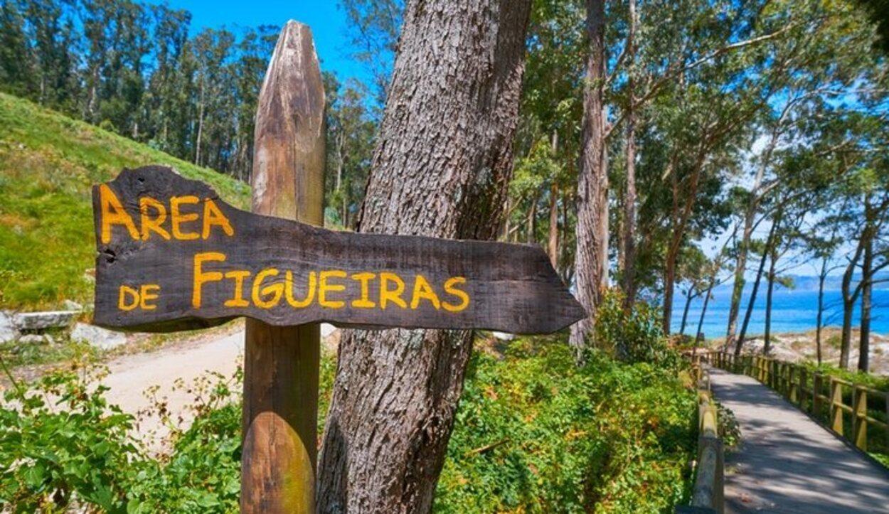 La Playa de Figueiras tiene que estar en tu lista de lugares imprescindibles que visitar