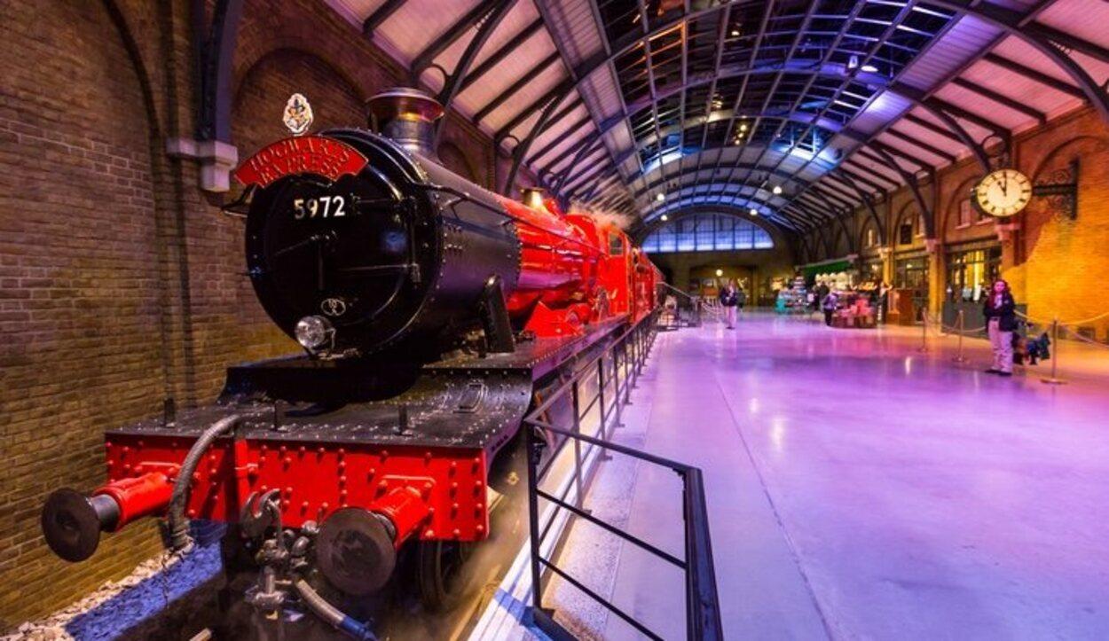 El recorrido es una experiencia única e inolvidable para un verdadero fan de Harry Potter