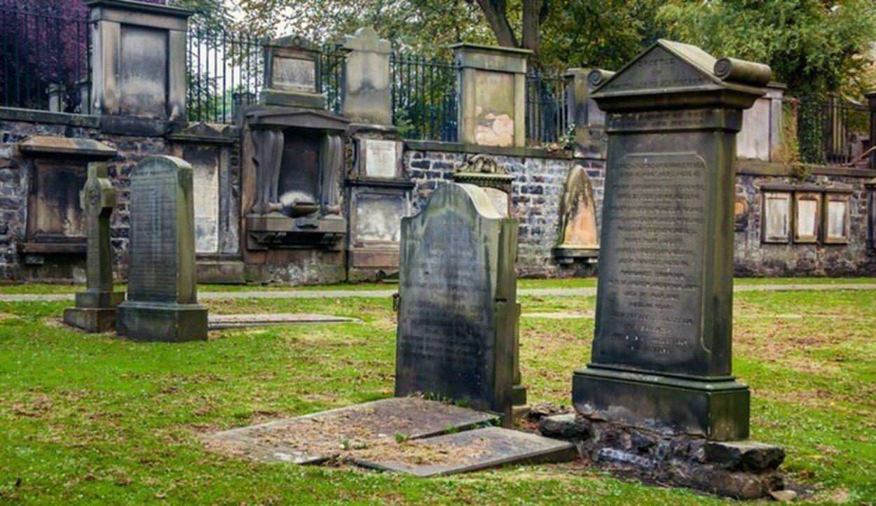 En este cementerio podrás encontrar la tumba de 'El que no debe ser nombrado'
