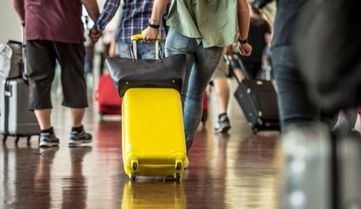 Los niños de 2 a 12 años tendrán la misma norma de equipaje facturado que los adultos