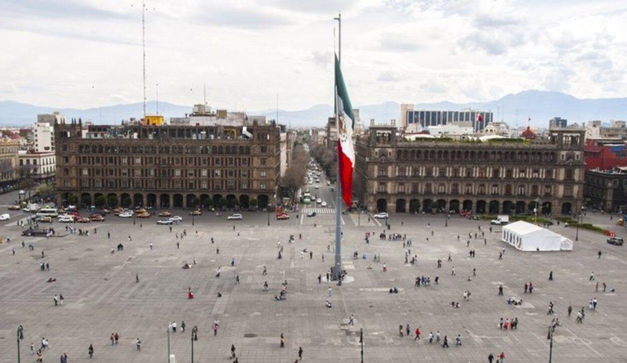 La Plaza de la Costitución tiene una capacidad de 16.568 personas