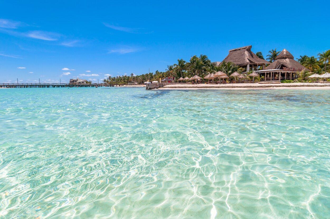 Isla Mujeres cuenta con las playas más bellas del mundo