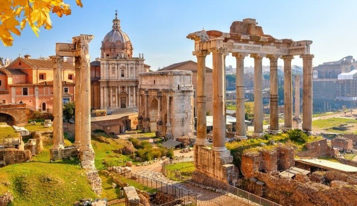El Panteón es algo que no te puedes perder llueva o nieve