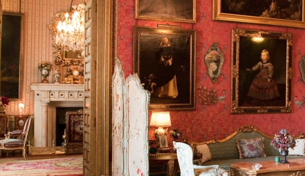 En este palacio reside el Duque de Alba | Foto: Fundación Casa de Alba