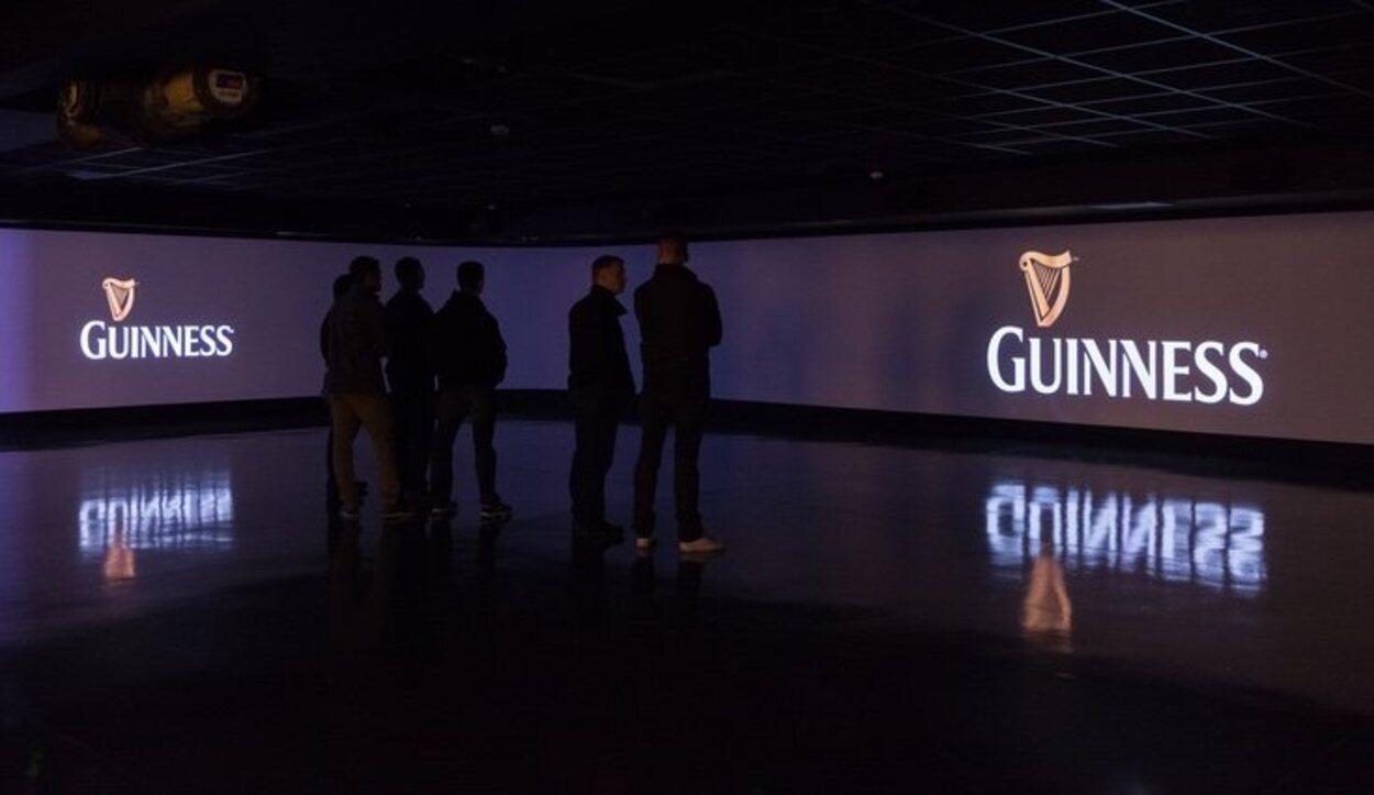 El personaje más conocido de la publicidad que hace Guinness es el Tucán