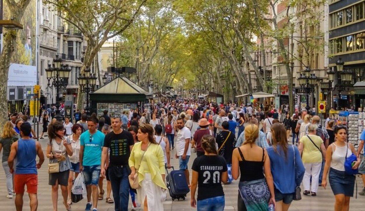 El hotel más antiguo de Barcelona se sitúa en Las Ramblas, el Hotel Oriente