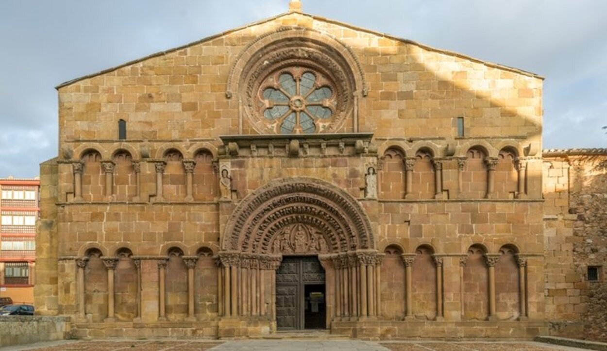 La Iglesia de Santo Domingo representa uno de los mayores logros del románico español