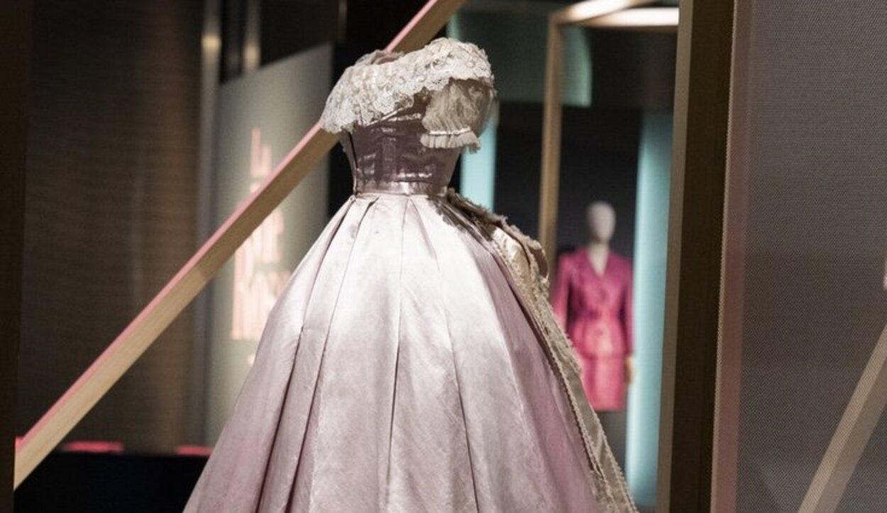Uno de los trajes del Museo del Prado