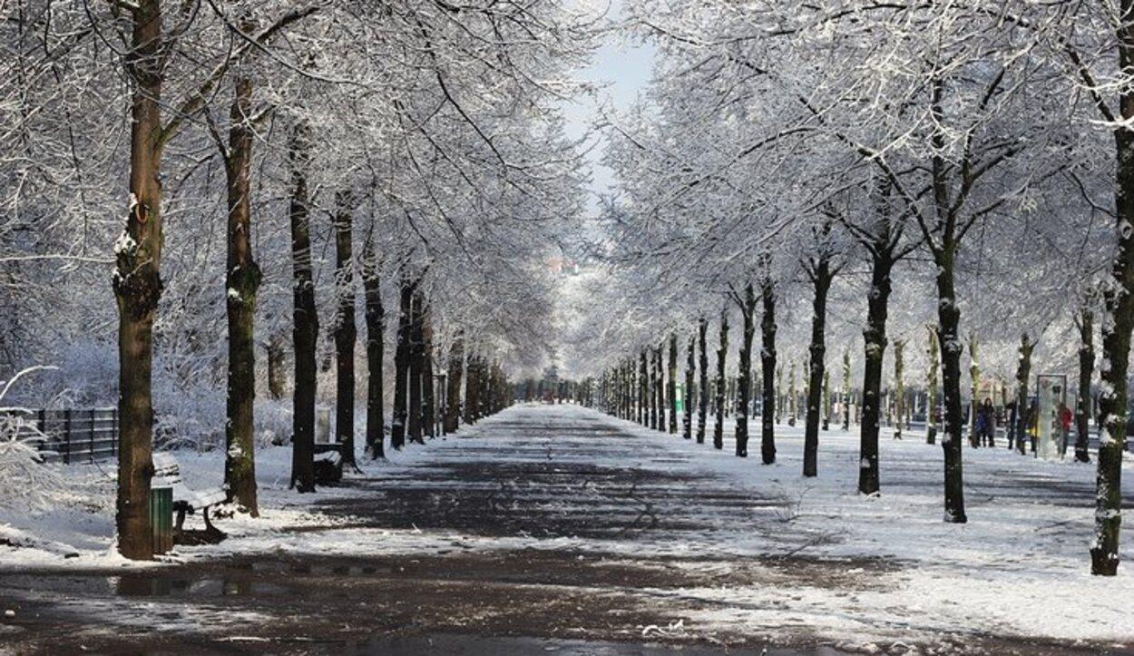 Los meses más fríos suelen ser diciembre, enero y febrero, con temperaturas que bajan de 0ºC