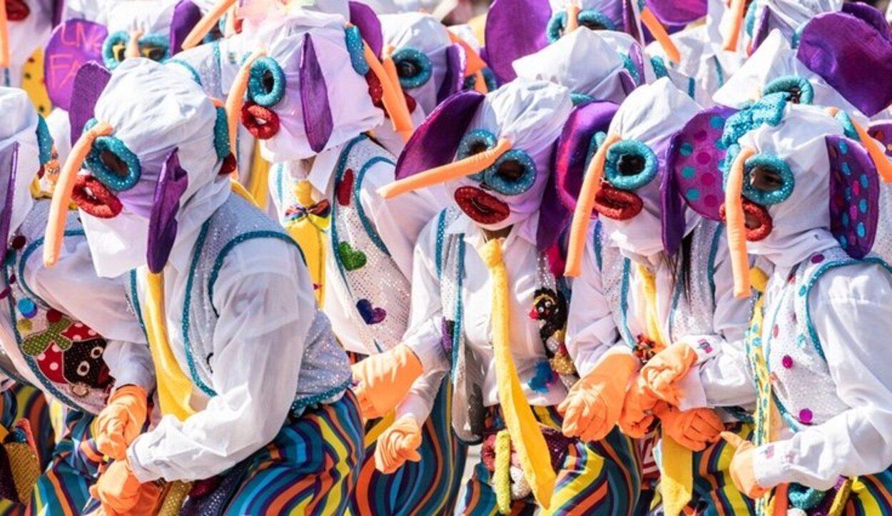 El Carnaval de Barranquilla es el más colorido del mundo