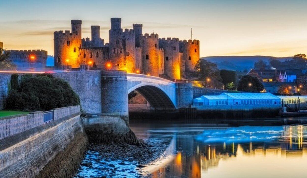 Gales presenta sus muchos castillos, paisajes y pueblos encantadores