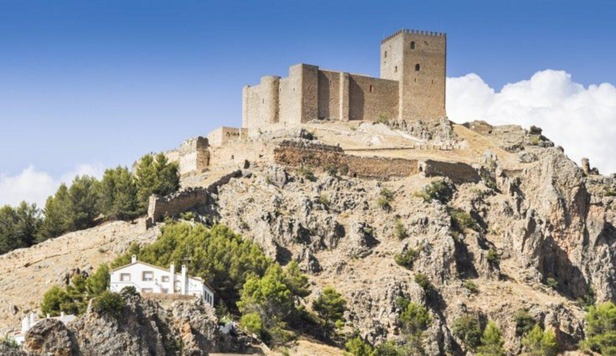Castillo Mudéjar de Segura de la Sierra