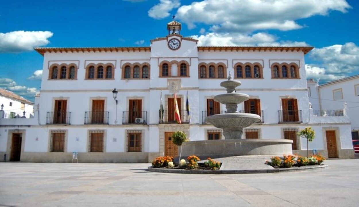 Ayuntamiento de La Guardia de Jaén | Foto: Turismo La Guardia de Jaén