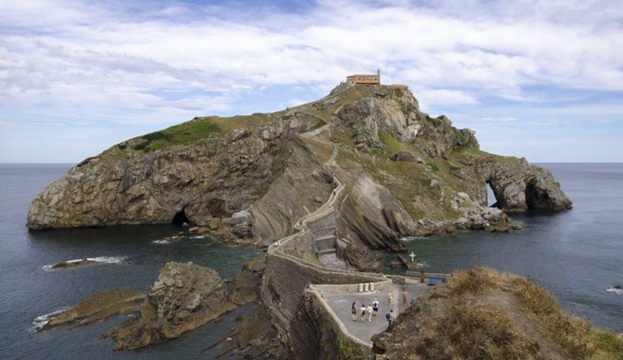 San Juan de Gaztelugatxe es la segunda atracción turística más visitada de Bizkaia