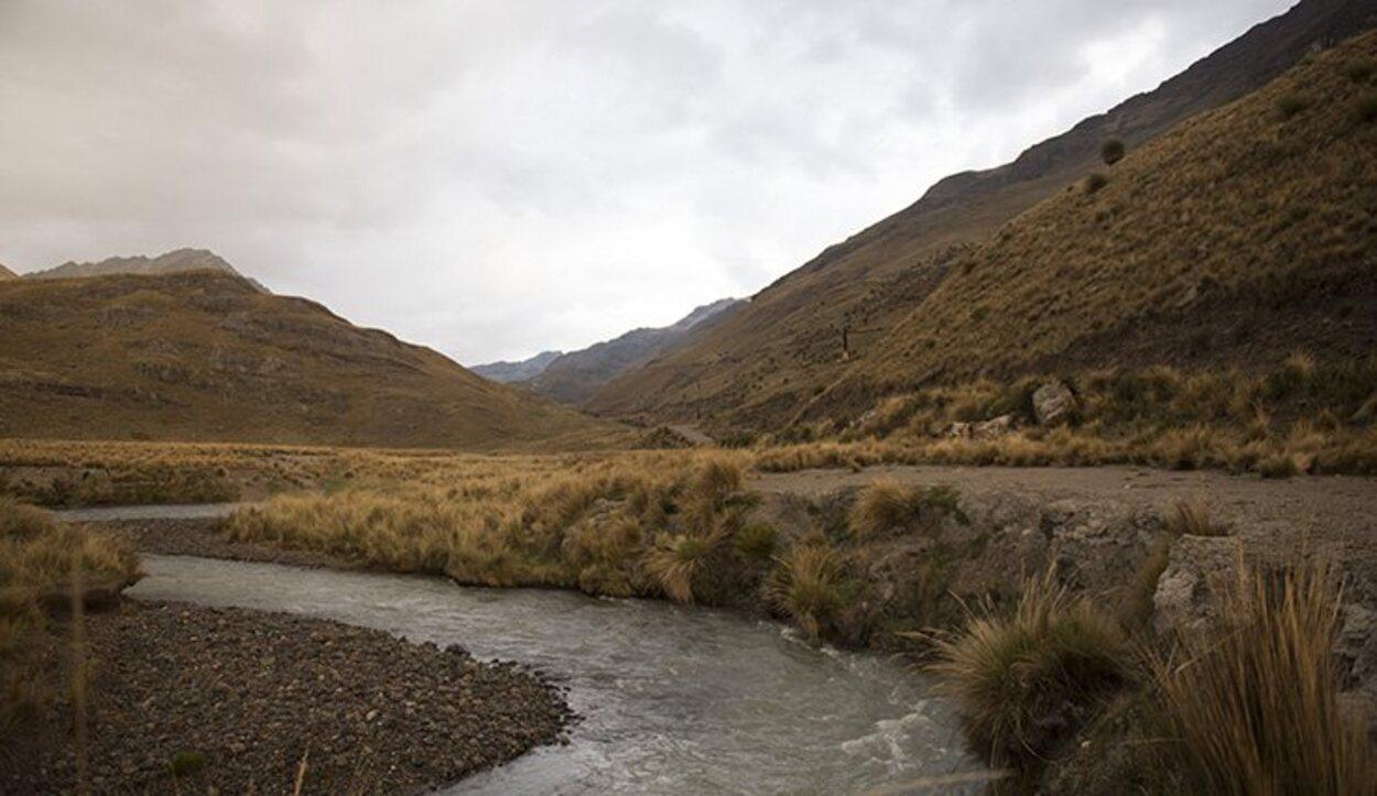 No solo hay nieve en el Parque Nacional de Huascarán