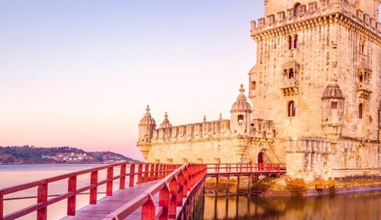 Torre de Belém de Lisboa, Portugal