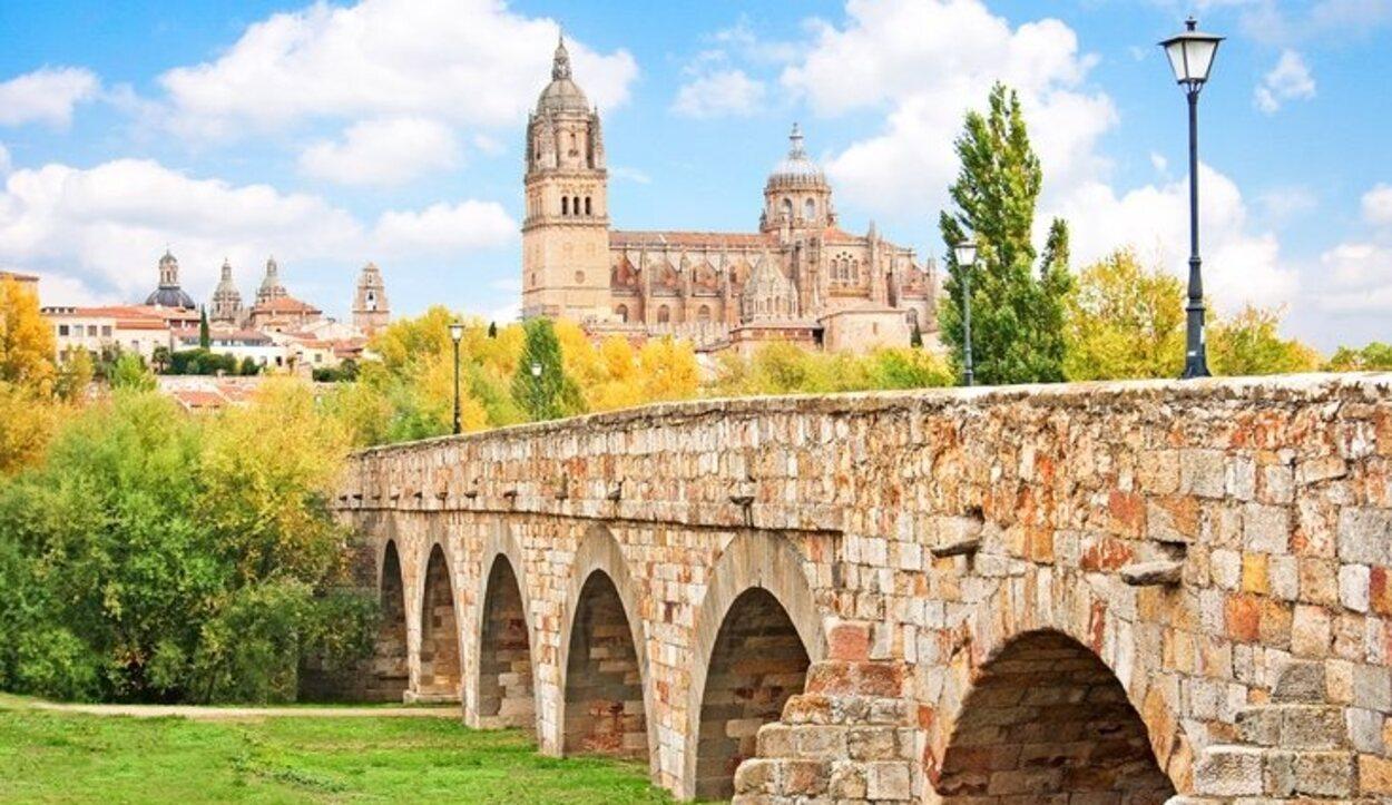 Visitar Salamanca es un plan perfecto para San Valentín