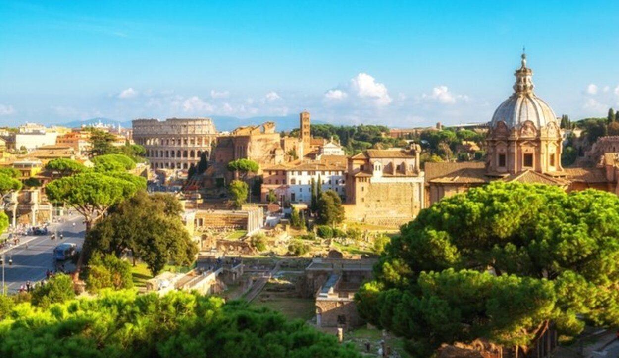 En Roma, en esta época del año, no te harán falta los guantes para disfrutar de un paseo