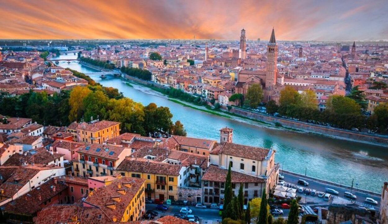 Nadie puede irse de Verona sin disfrutar en alguno de sus encantadores restaurantes