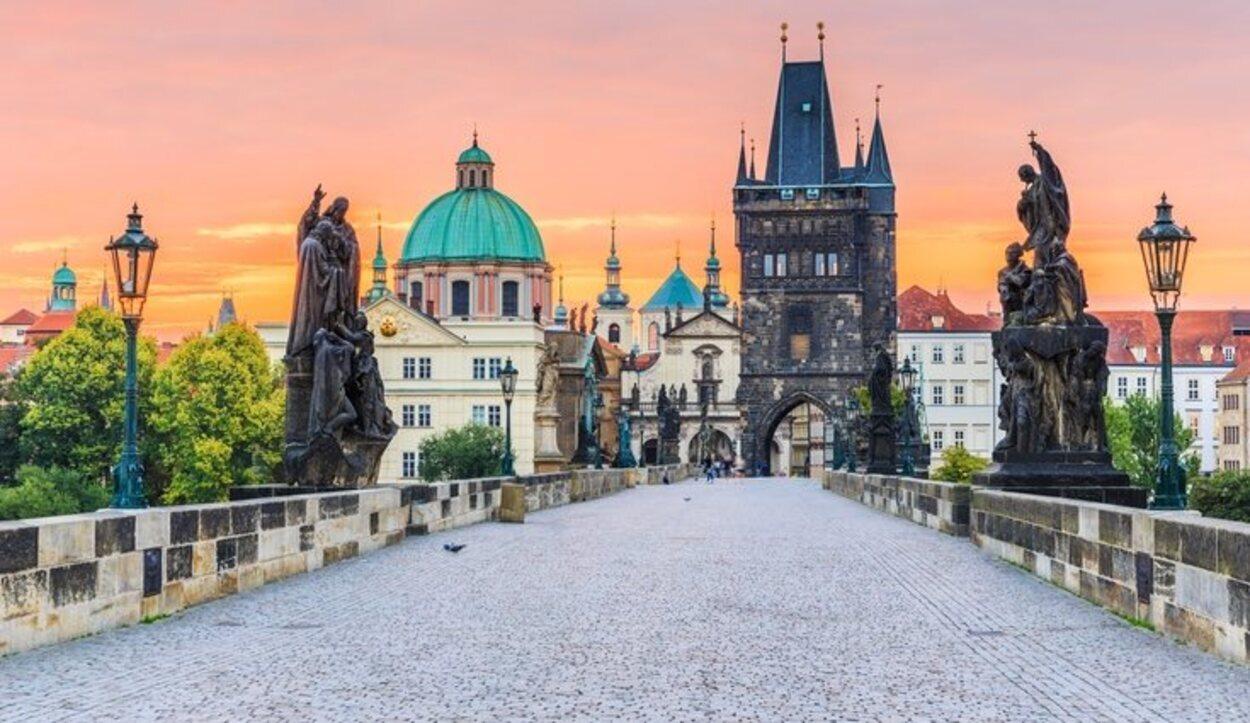 En Praga es una ciudad de cuento, por lo que su visita es obligatoria