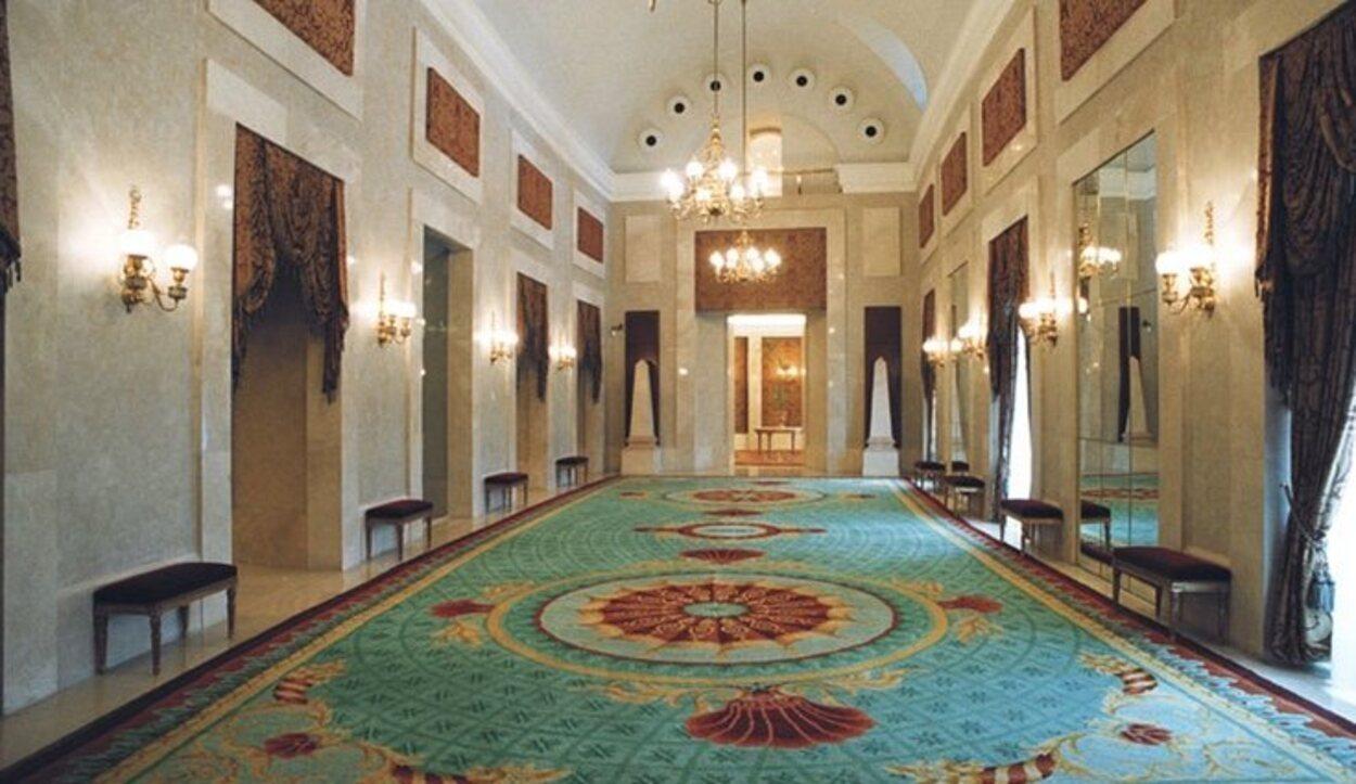 El Salón Falla es todo un regalo para nuestra vista | Foto: teatro-real.com