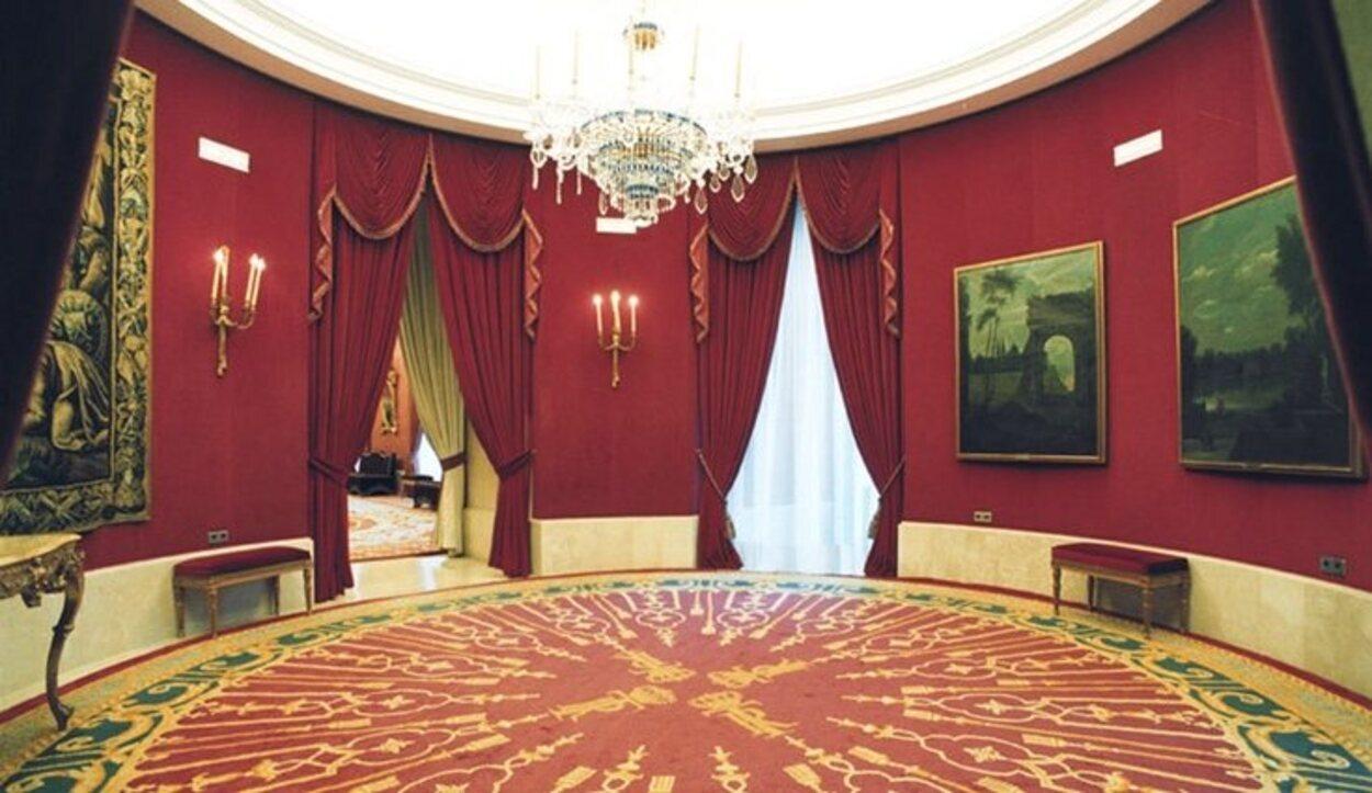 Los intensos colores y la belleza de la Rotonda te encantarán | Foto: teatro-real.com