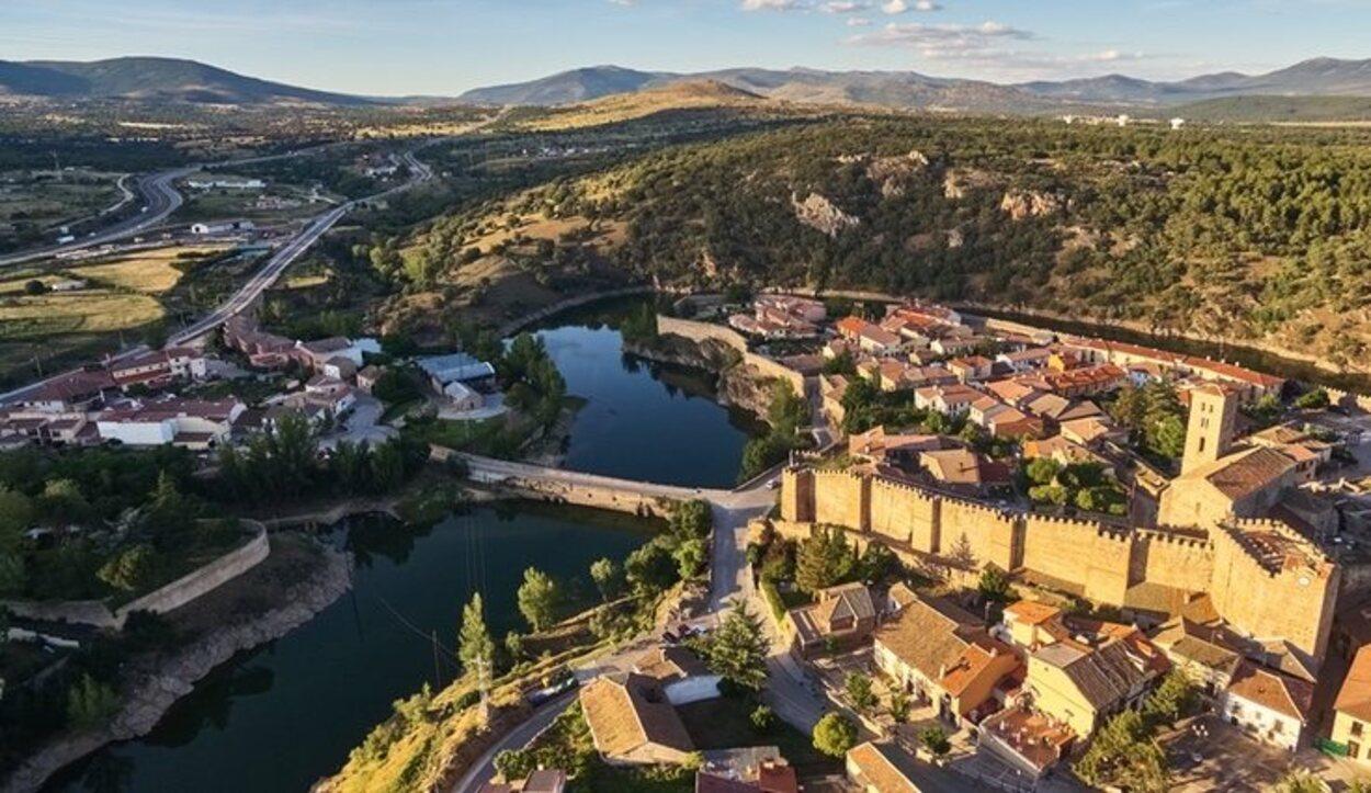 Buitrago de Lozoya es uno de los pueblos de Madrid con más historia