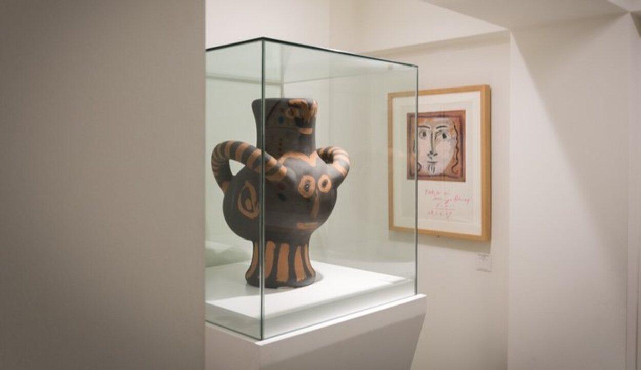 No se puede dejar pasar el pequeño Museo Picasso