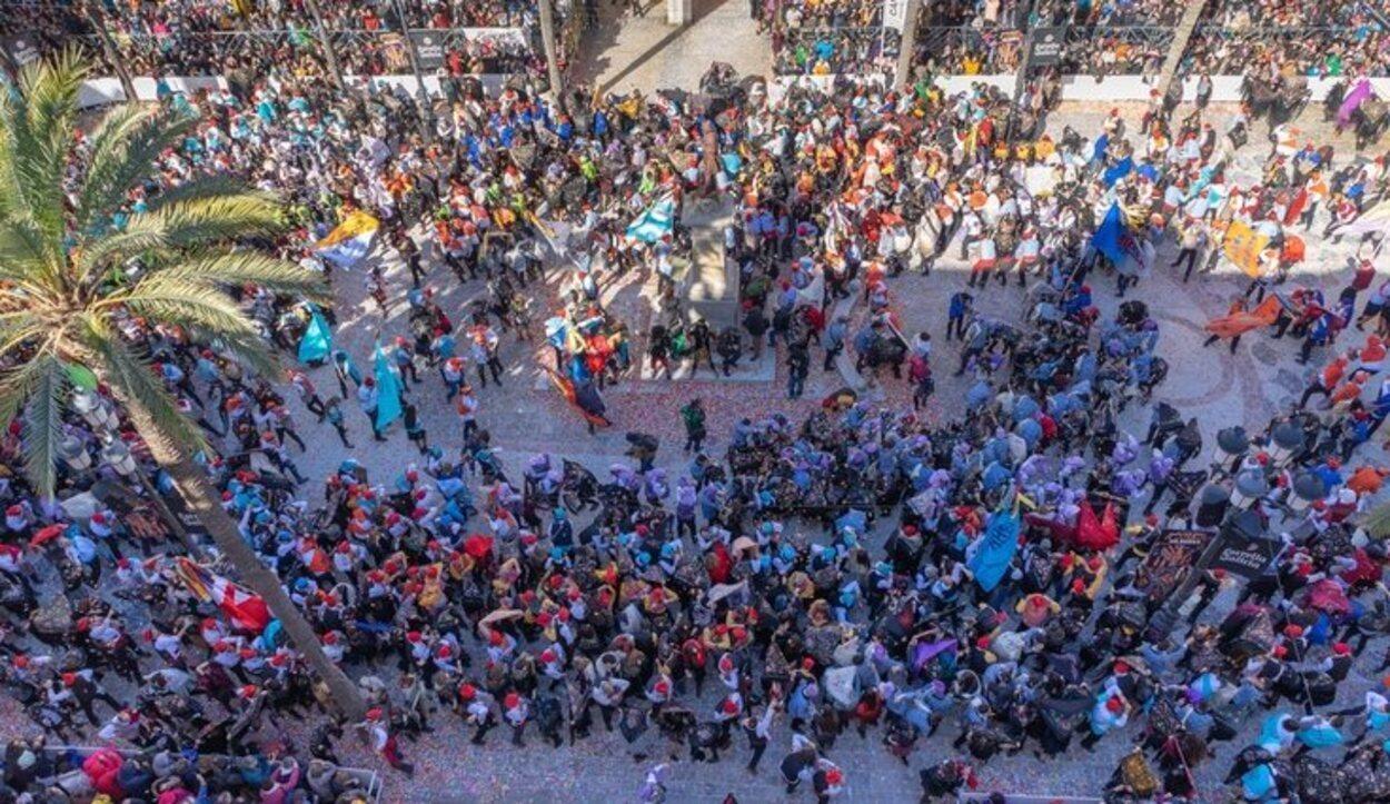 España es uno de los países con más tradición carnavalesca