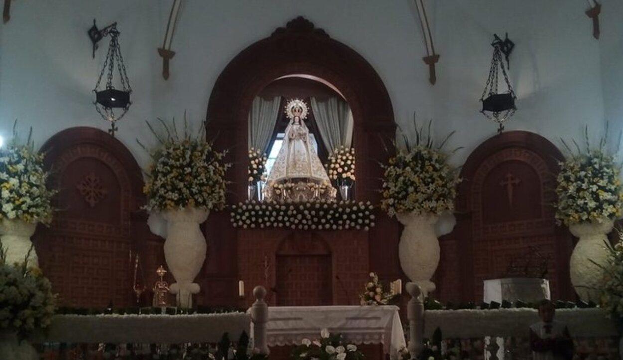 La Virgen del Monte