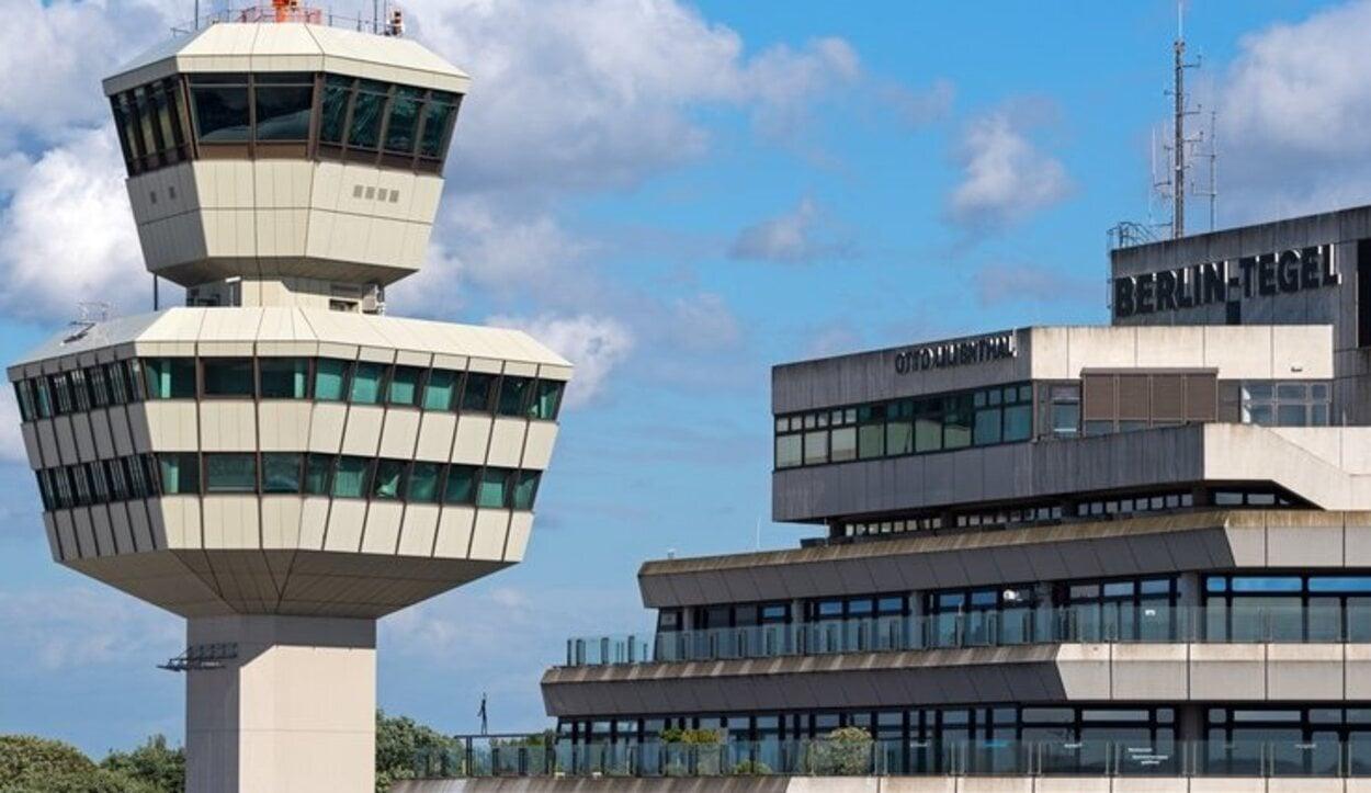 Aeropuerto de Tegel, el más próximo en tu visita a Berlín