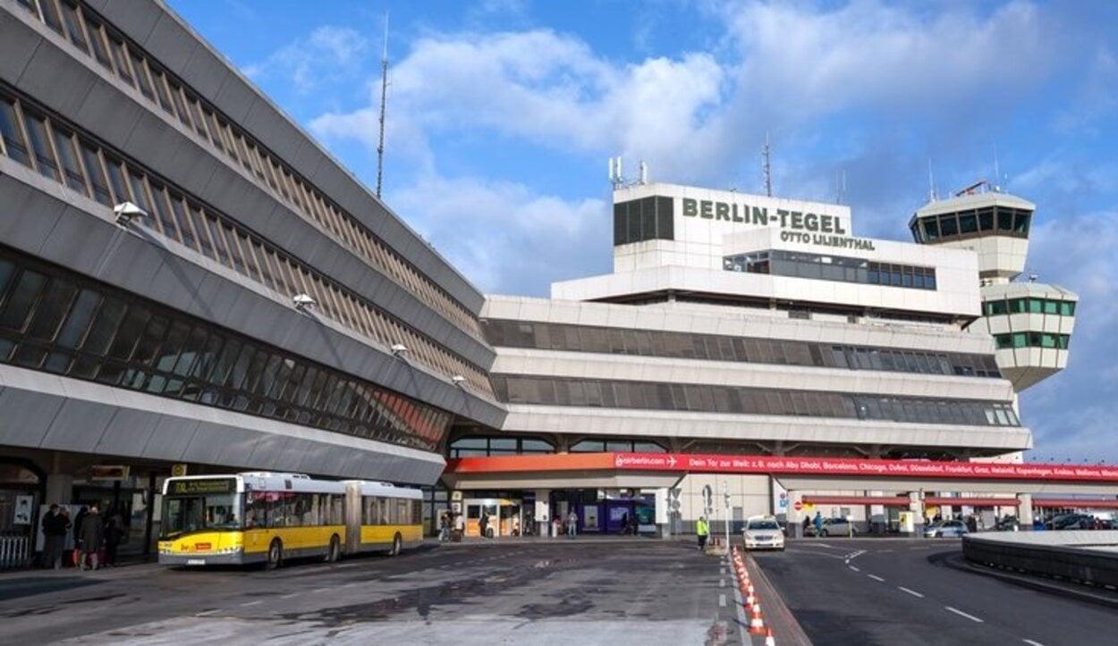 El Aeropuerto de Berlín-Tegel (TXL) es el principal aeropuerto de la capital alemana