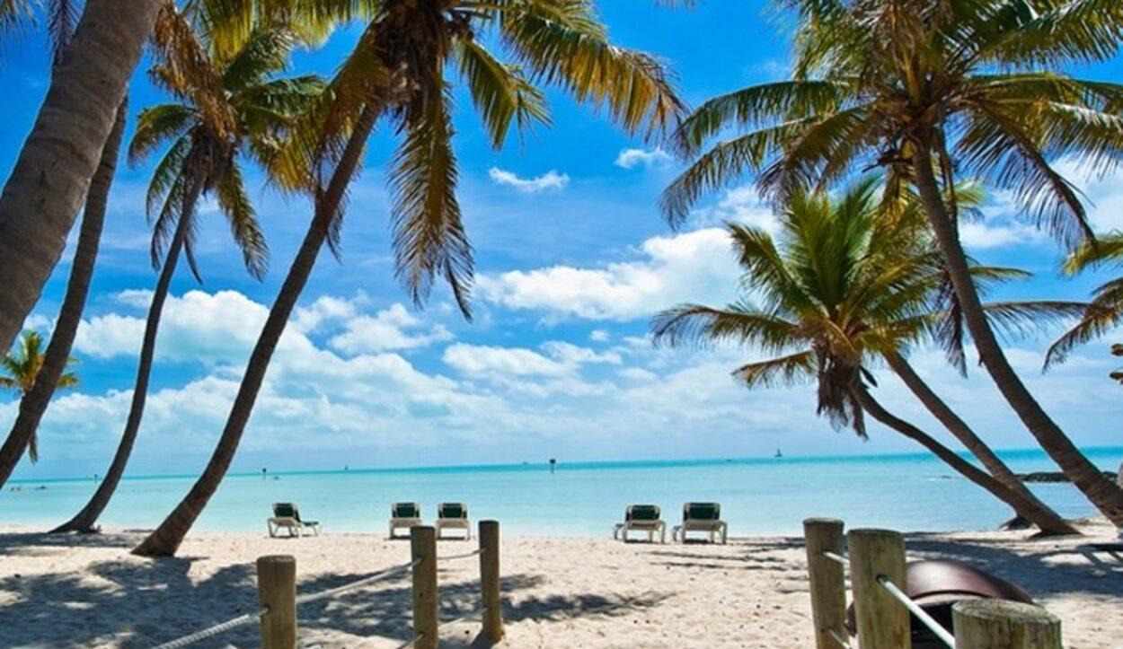 Key West es una isla situada en el estrecho de Florida