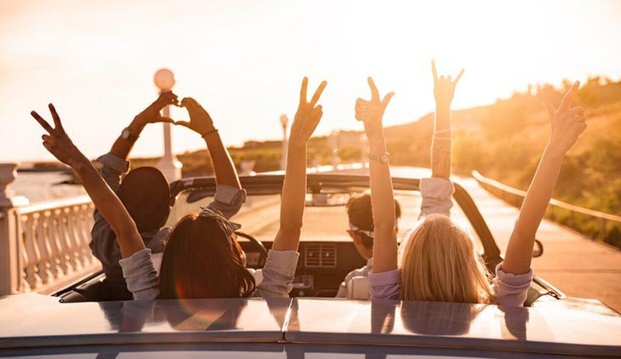 Una de las mejores opciones es alquilar un coche y disfrutar del viaje