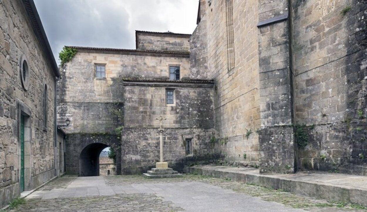 Tui está en Pontevedra y su catedral compite con la de Santiago de Compostela