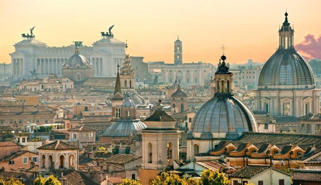Roma es una de las ciudades más visitadas del año