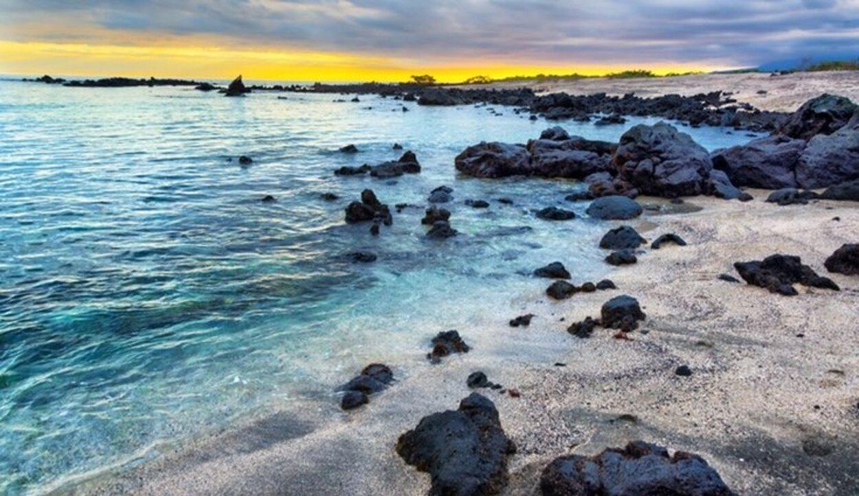 La isla de Isabela es la más grande de todo el archipiélago