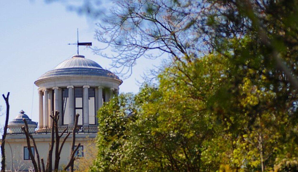 El Real Observatorio de Madrid fue construido por orden de Carlos III