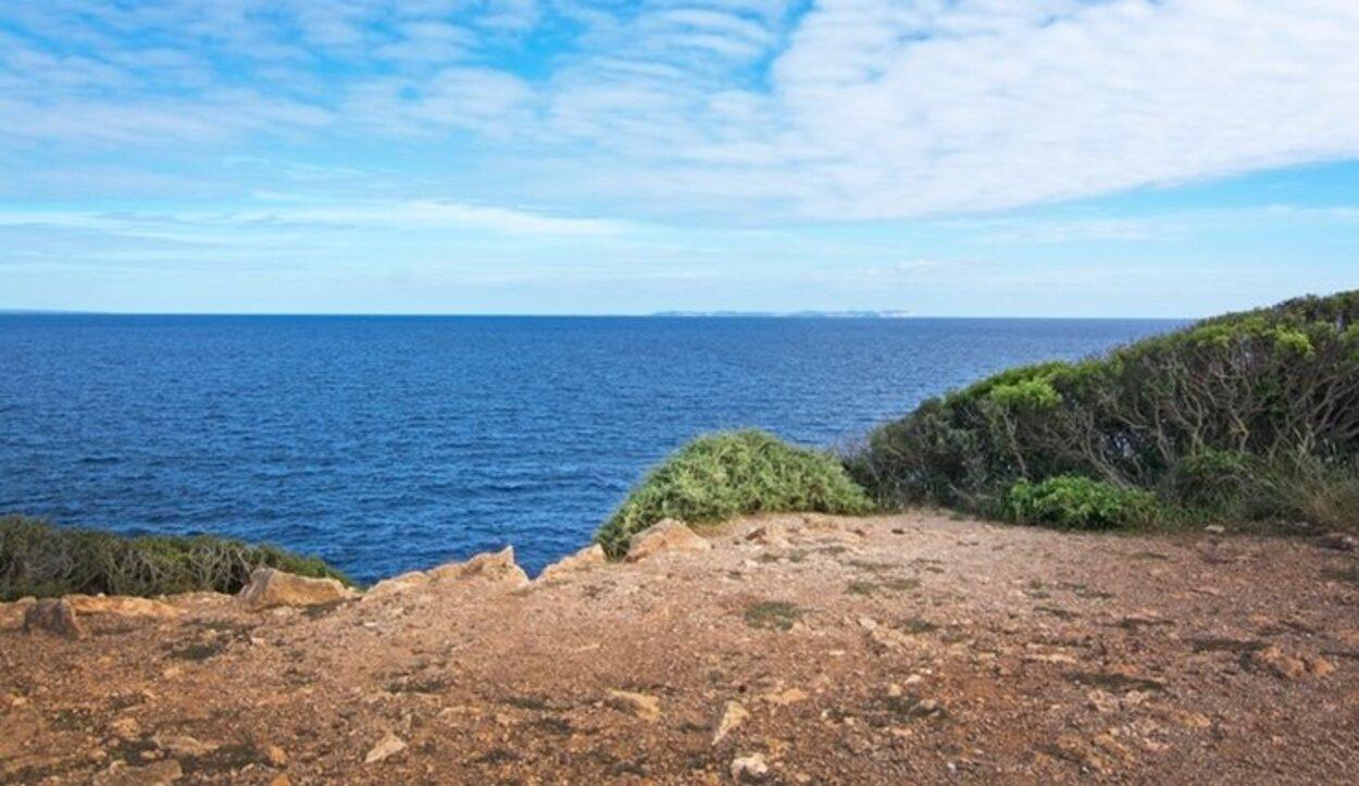 Cabrera es un archipiélago configurado por 19 pequeños islotes deshabitados