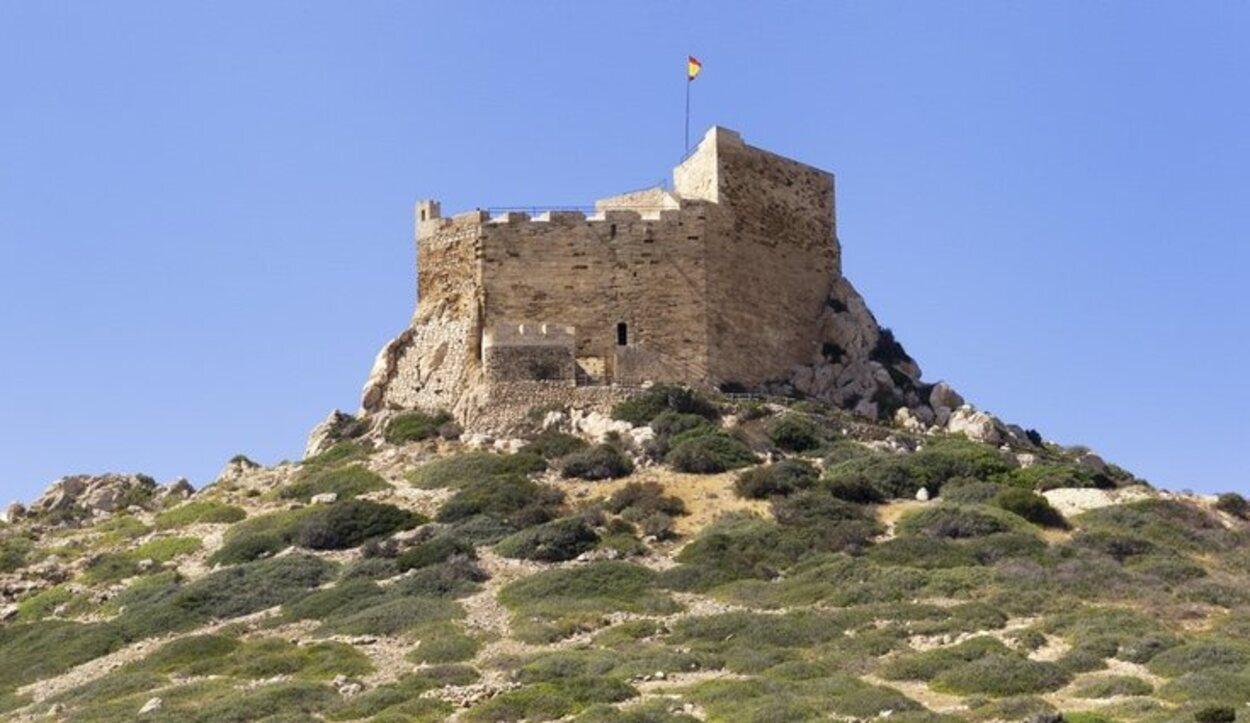 Esta construcción del siglo XIV se levantó para defender el Mediterráneo de los bereberes